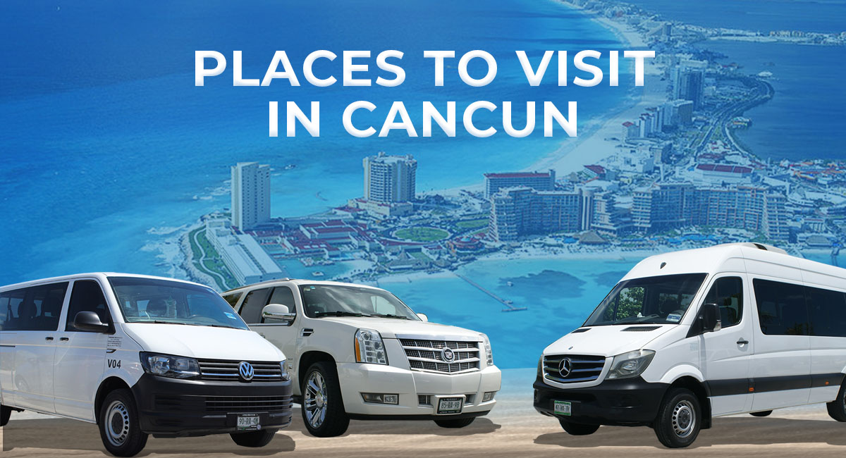 Places to visit in Cancun