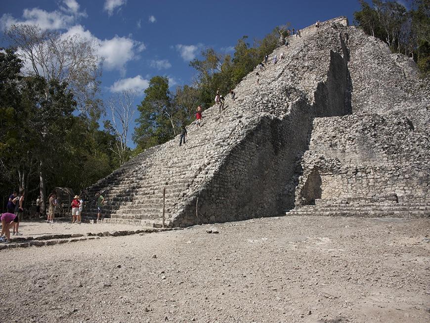 Tours in Coba: Coba + Tulum + Cenote