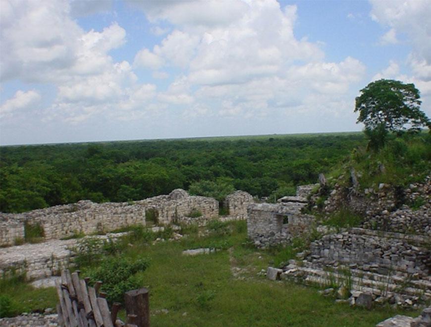 Tour in Ek-Balam and Mayan Cenote