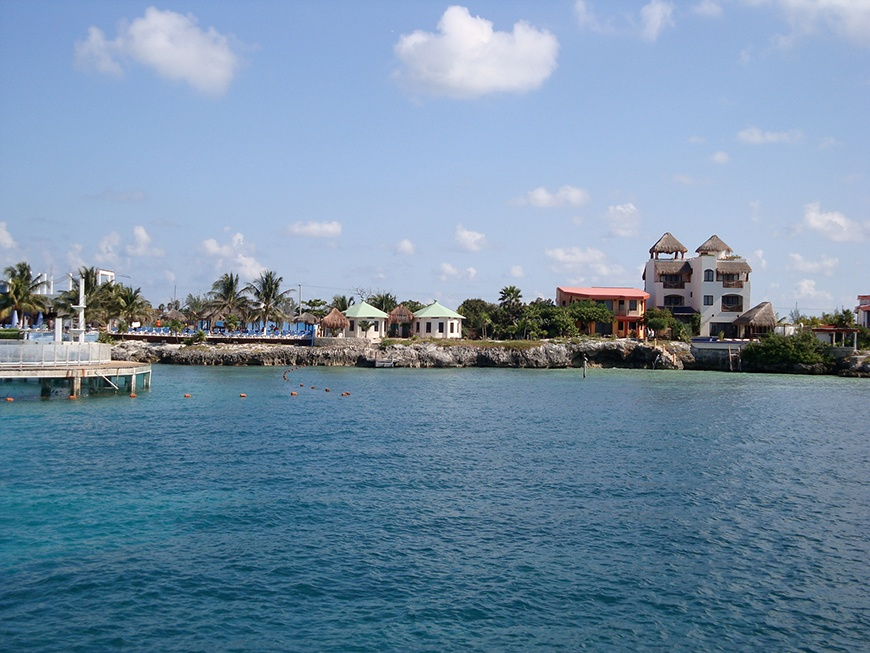 Isla Mujeres Caribbean Fun Day Premium