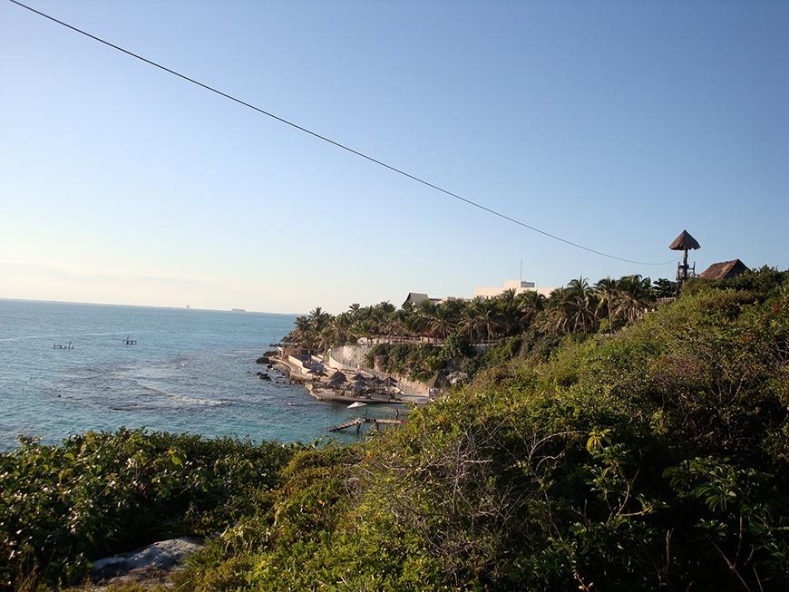 Isla Mujeres Garrafon Splash Tour