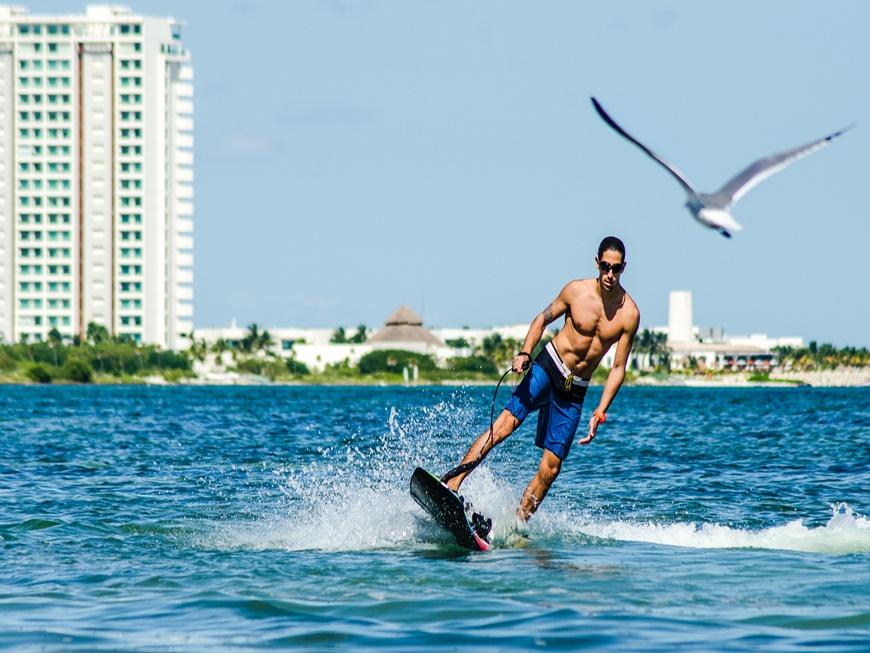 Rent Flyboard in Cancun